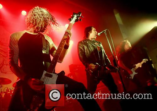 Monster Magnet Performing, Manchester Academy and England 7