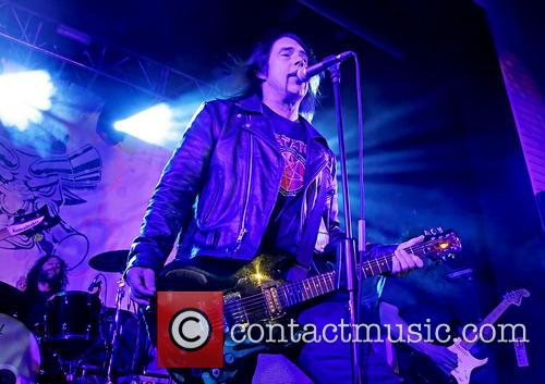 Monster Magnet Performing, Manchester Academy and England 10