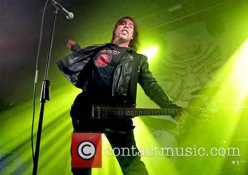 Monster Magnet Performing, Manchester Academy and England 6