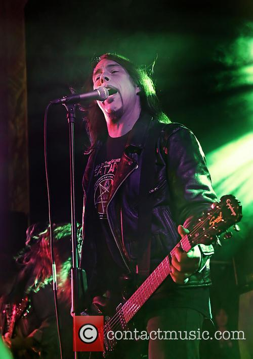 Monster Magnet Performing, Manchester Academy and England 16