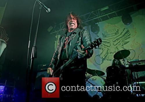 Monster Magnet Performing, Manchester Academy and England 26