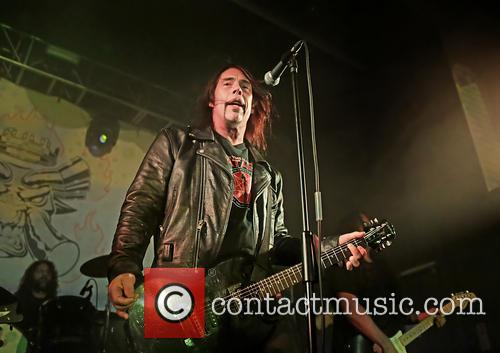 Monster Magnet Performing, Manchester Academy and England 23