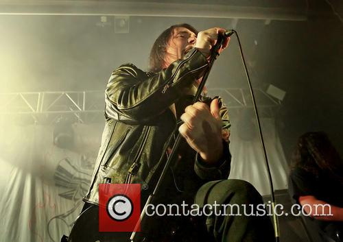 Monster Magnet Performing, Manchester Academy and England 11