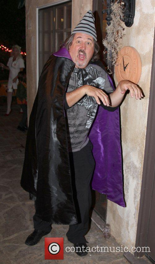 Archie Archamo Attends SYFY's Monster Man Halloween Party...