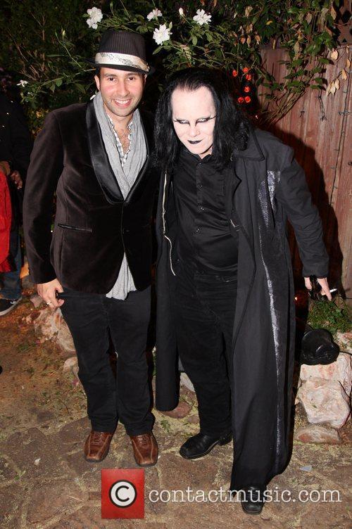 Paul Tirado and Raven Attends SYFY's Monster Man...