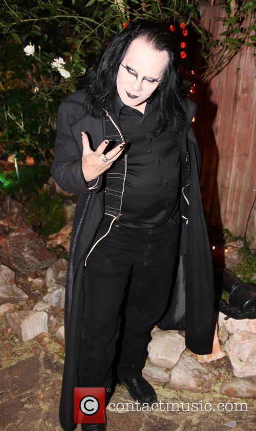 Raven Attends SYFY's Monster Man Halloween Party at...