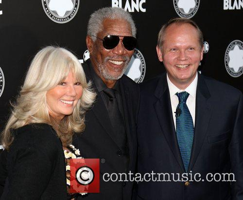 guest morgan freeman and jan patrick schmitz 2012 4109656