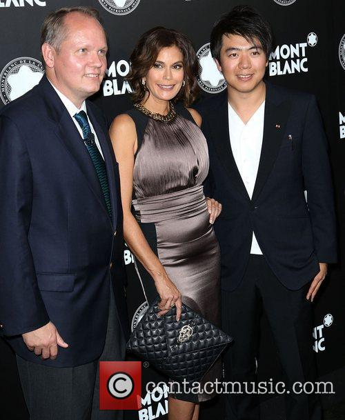 Jan-patrick, Schmitz, Teri Hatcher and Lang Lang 1