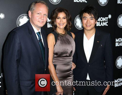 Jan-patrick, Schmitz, Teri Hatcher and Lang Lang 4