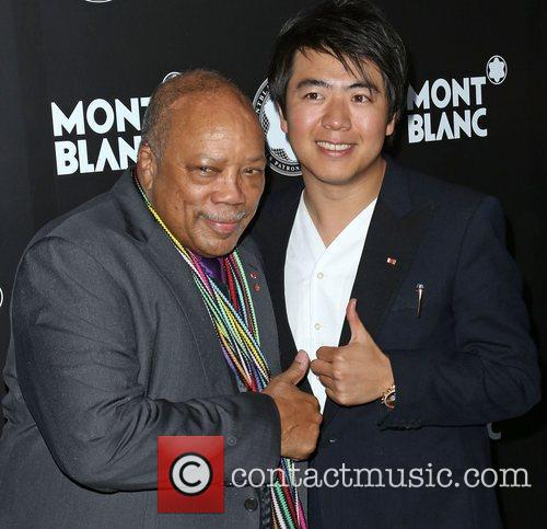 Quincy Jones and Lang Lang 4