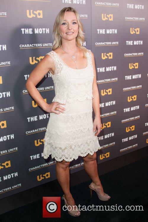 Kari Matchett  USA Network and the Moth...