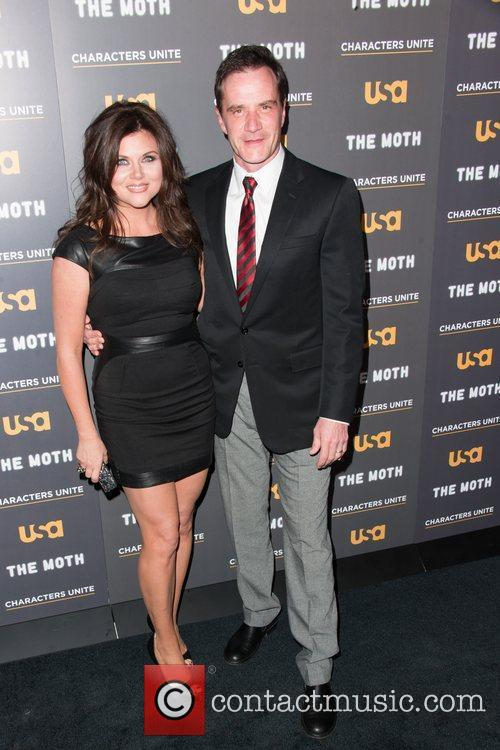 Tiffani-amber Thiessen and Tim Dekay 5