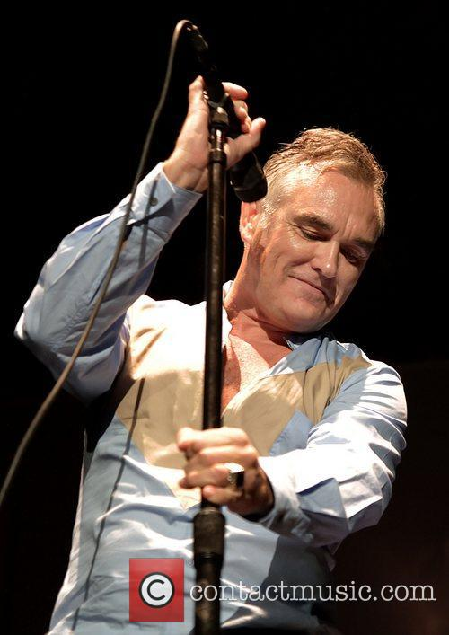 Morrissey and Manchester Evening News Arena 7