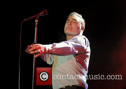 Morrissey and Manchester Evening News Arena 19