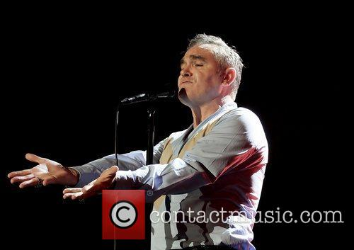 Morrissey, Manchester Evening News Arena