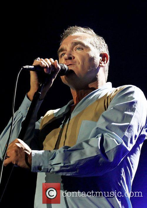 Morrissey, Manchester News Arena