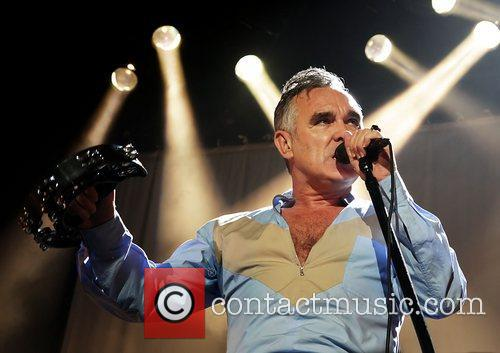 Morrissey and Manchester Evening News Arena 52