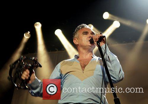 Morrissey and Manchester Evening News Arena 57