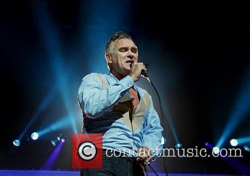 Morrissey and Manchester Evening News Arena 67