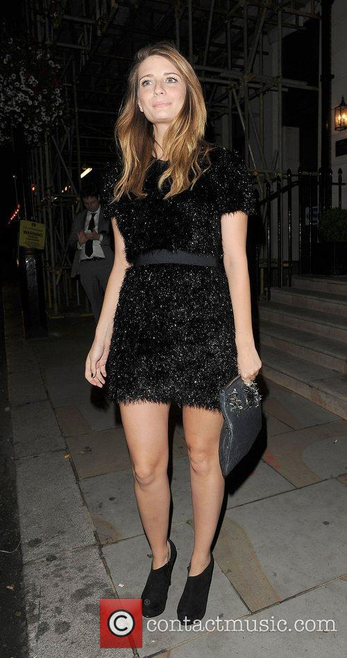 Mischa Barton and Johnnie Walker 6