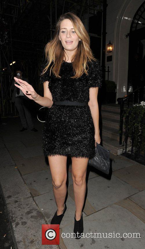 Mischa Barton and Johnnie Walker 8