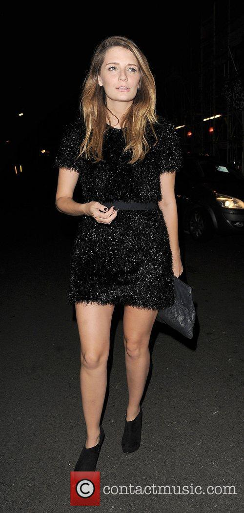 Mischa Barton and Johnnie Walker 10