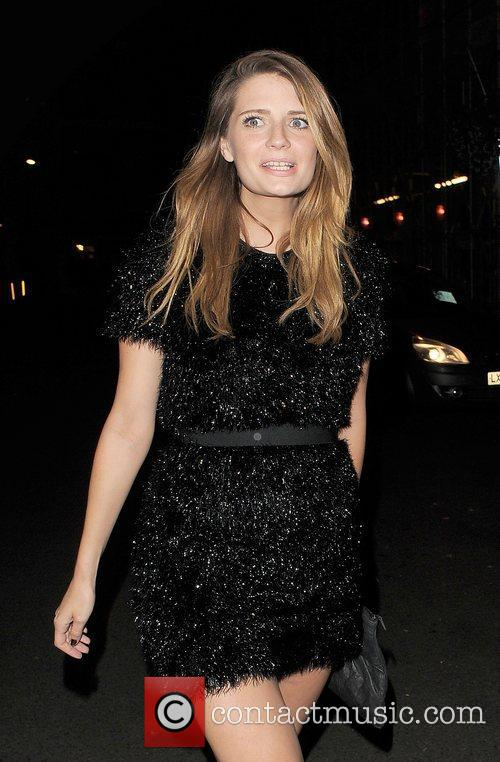 Mischa Barton and Johnnie Walker 11