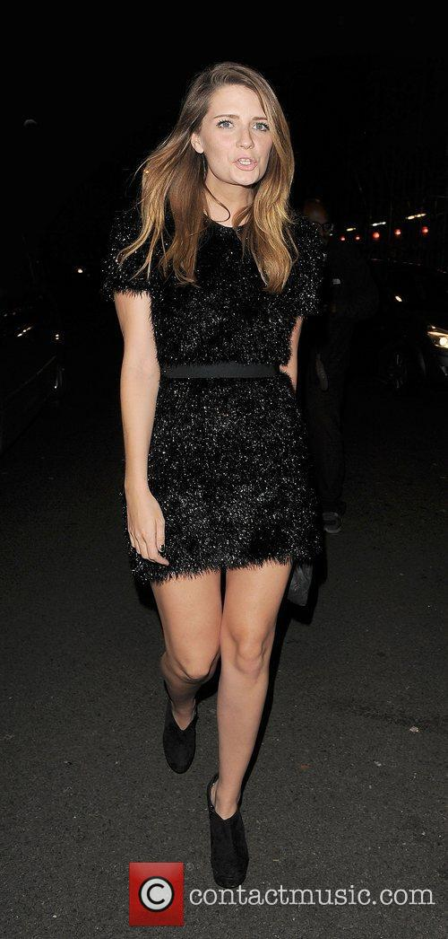 Mischa Barton and Johnnie Walker 1