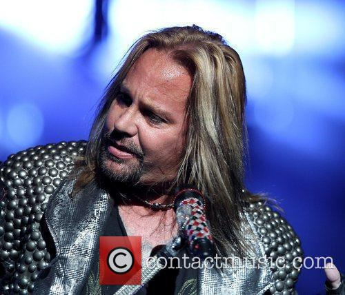 Vince Neil Motley Crue In Sin City at...