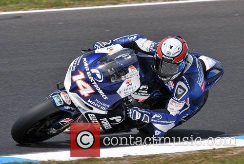 Randy De Puniet 2012 AirAsia Australian Motorcycle Grand...
