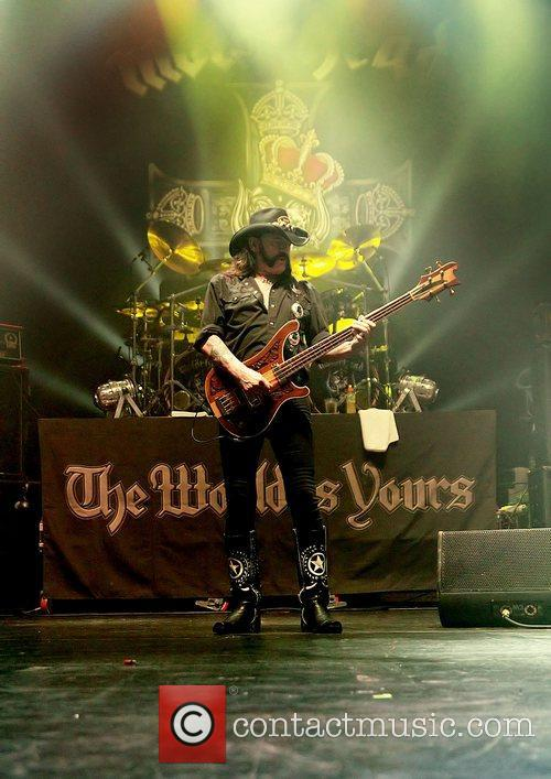 Lemmy, Motorhead, Manchester, Apollo and Manchester O2 Apollo 18