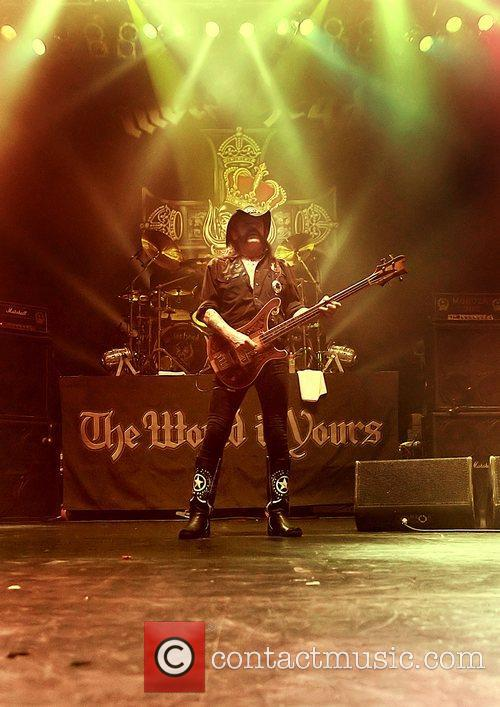 Lemmy, Motorhead, Manchester, Apollo and Manchester O2 Apollo 5