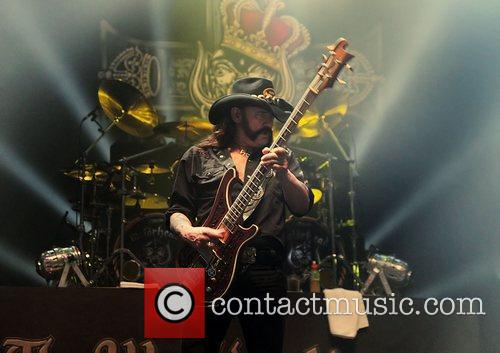 Lemmy, Motorhead, Manchester, Apollo and Manchester O2 Apollo 16