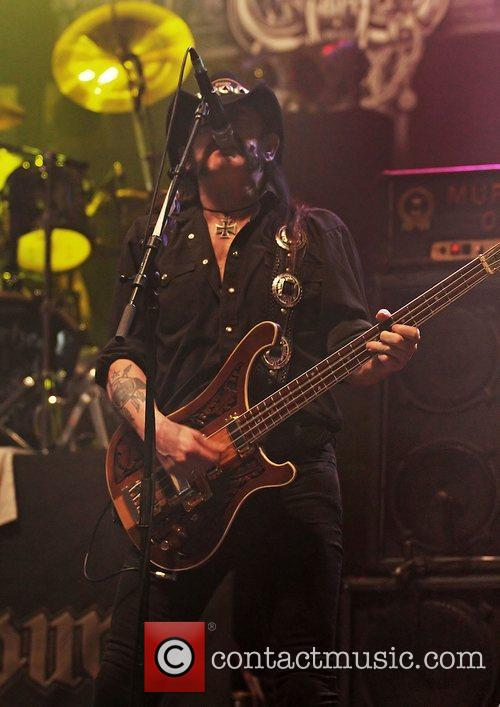 Lemmy, Motorhead, Manchester, Apollo and Manchester O2 Apollo 1