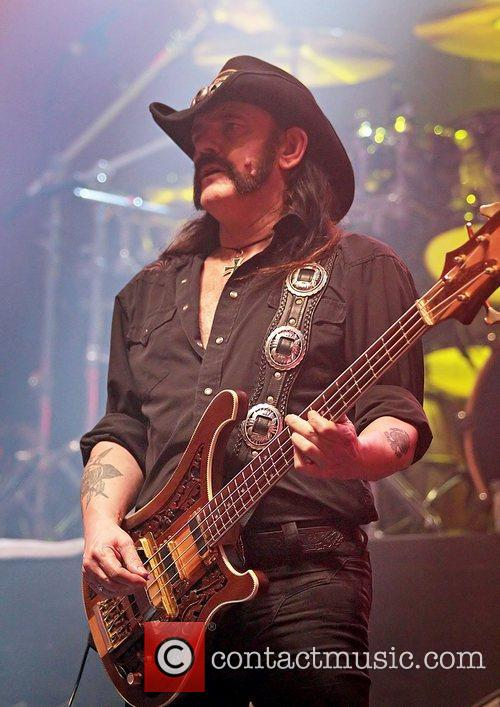 Lemmy, Motorhead, Manchester, Apollo and Manchester O2 Apollo 9