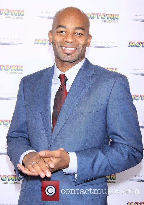 Brandon Victor Dixon The Launch of 'Motown: The...