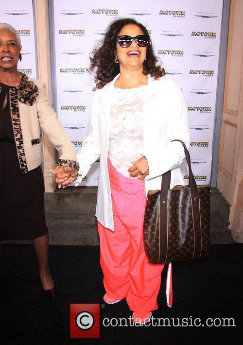 Debbie Allen The Launch of 'Motown: The Musical',...