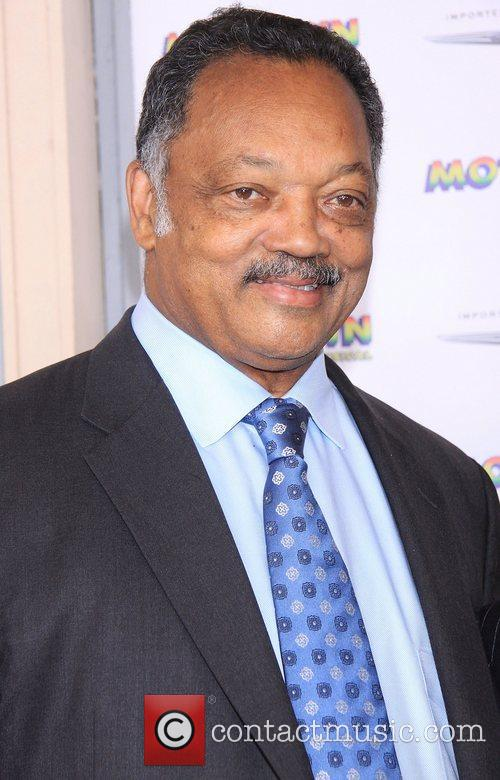 Jesse Jackson The Launch of 'Motown: The Musical',...