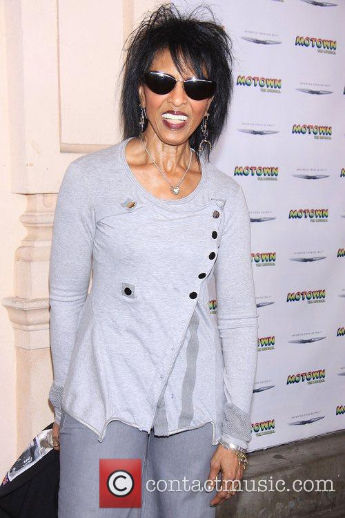 Nona Hendryx The Launch of 'Motown: The Musical',...