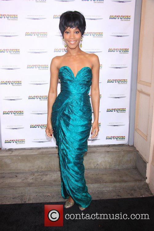 Valisia LeKae The Launch of 'Motown: The Musical',...