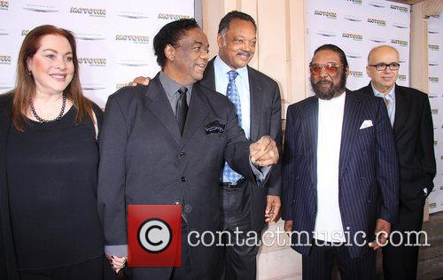 Barbara Dozier, Lamont Dozier, Jesse Jackson and Brian Holland 3