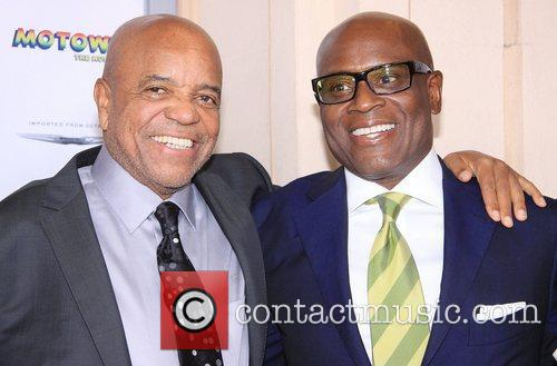 Berry Gordy Jr. and L.A. Reid The Launch...