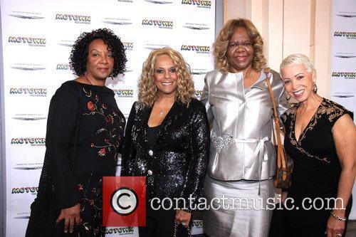 Brenda Boyce, Claudette Robinson, Janie Bradford and Pamela Pruitt