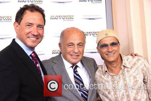 Kevin Mccollum, Doug Morris and Jimmy Lovine 4