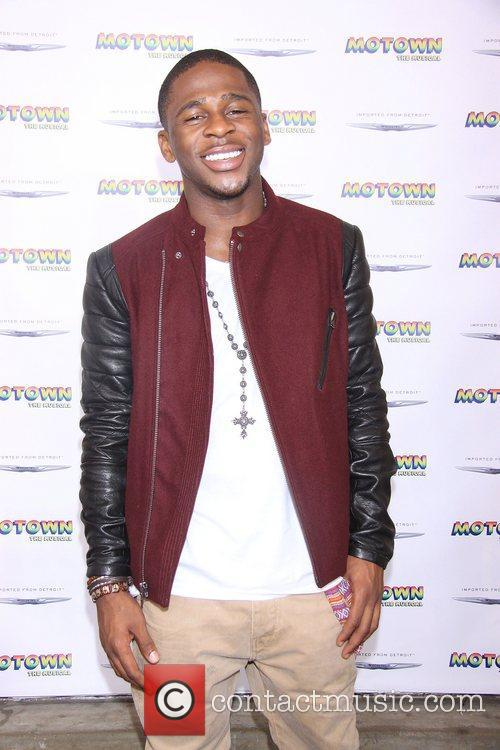 Marcus Canty The Launch of 'Motown: The Musical',...