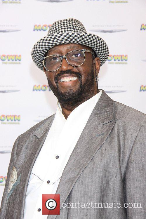 Otis Williams The Launch of 'Motown: The Musical',...
