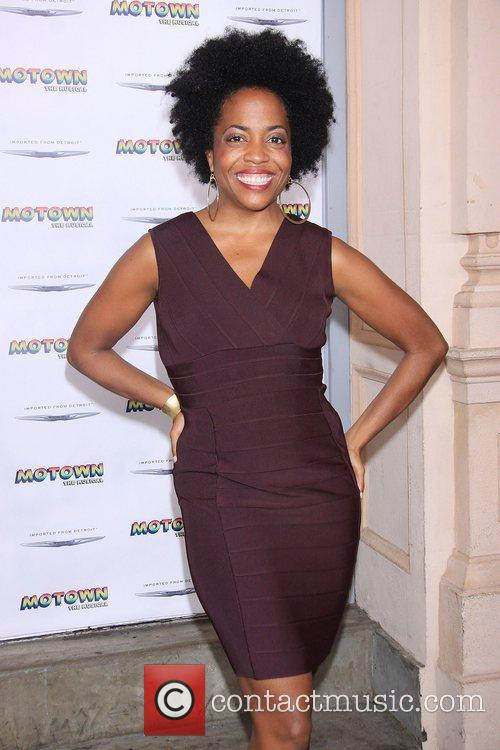 Rhonda Ross Kendrick The Launch of 'Motown: The...