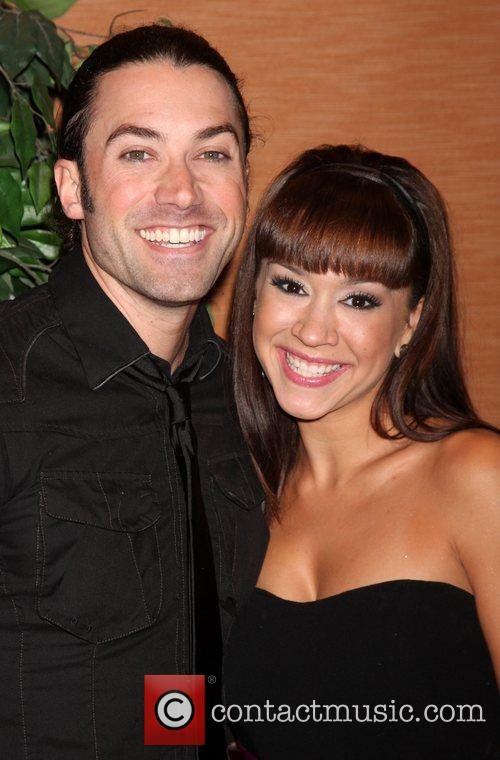 Ace Young and Diana Degarmo 2
