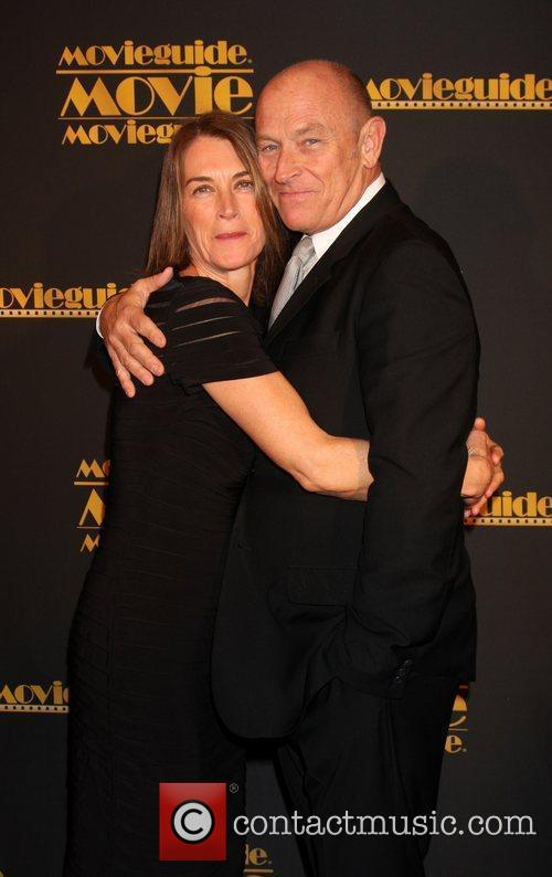 Amanda Pays and Corbin Bernsen