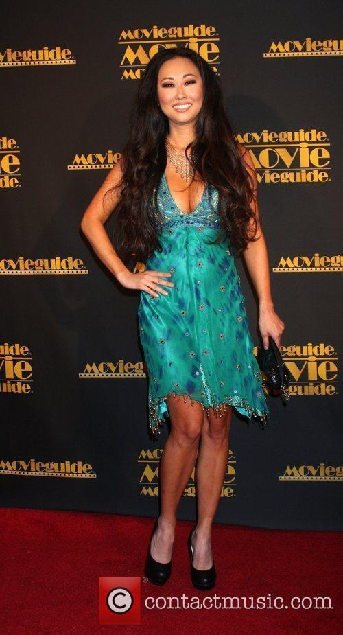 Candace Kita 2012 Movieguide awards held at the...